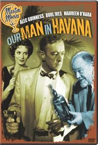 Our Man in Havana (1959) Poster