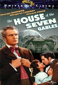 The House of the Seven Gables (1940) Poster