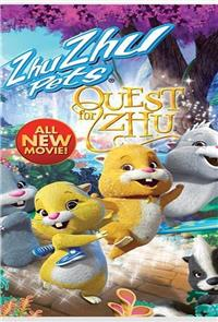 Quest for Zhu (2011) 1080p Poster
