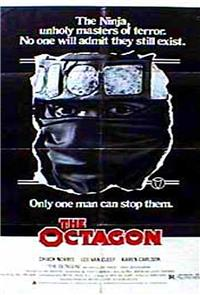 The Octagon (1980) 1080p Poster