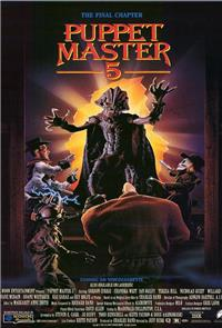 Puppet Master V (Puppet Master 5: The Final Chapter) (1994) 1080p Poster
