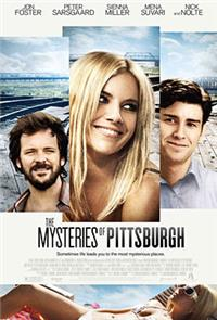 The Mysteries of Pittsburgh (2009) Poster