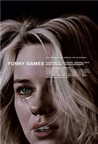Funny Games (2008) Poster