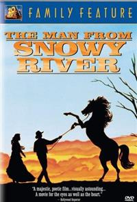 The Man from Snowy River (1982) Poster