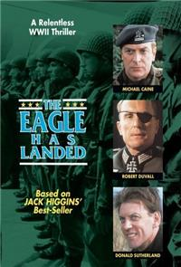 The Eagle Has Landed (1976) 1080p Poster
