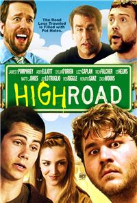 High Road (2012) 1080p Poster