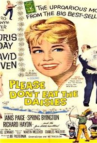 Please Don't Eat the Daisies (1960) Poster