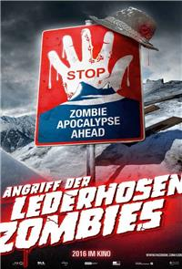 Attack of the Lederhosen Zombies (2016) 1080p Poster