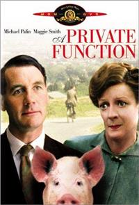 A Private Function (1985) Poster