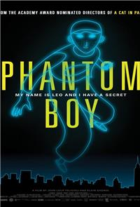 Phantom Boy (2015) Poster
