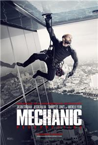 Mechanic: Resurrection (2016) 1080p Poster