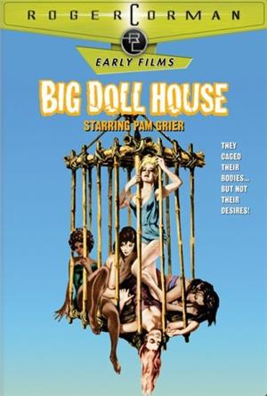 The Big Doll House (1971) Poster