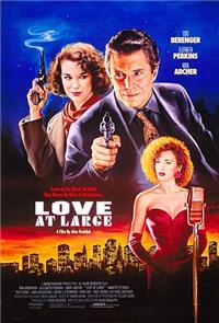 Love at Large (1990) 1080p Poster