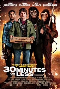 30 Minutes or Less (2011) 1080p Poster