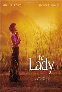 The Lady (2012) Poster