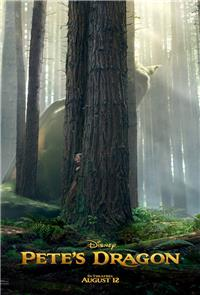 Pete's Dragon (2016) 1080p Poster