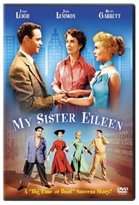 My Sister Eileen (1955) Poster