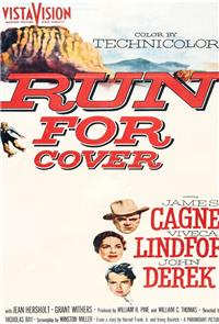 Run for Cover (Colorado) (1955) 1080p Poster