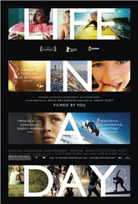 Life in a Day (2011) 1080p Poster