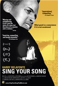 Sing Your Song (2012) 1080p Poster