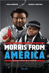 Morris from America (2016) 1080p Poster