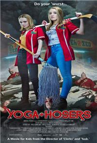 Yoga Hosers (2016) 1080p Poster
