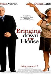 Bringing Down the House (2003) 1080p Poster