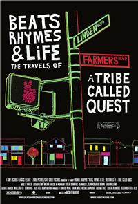Beats Rhymes & Life: The Travels of A Tribe Called Quest (2011) 1080p Poster