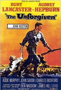 The Unforgiven (1960) Poster