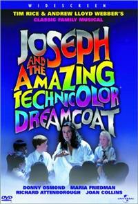 Joseph and the Amazing Technicolor Dreamcoat (2000) Poster