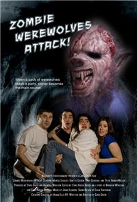 Zombie Werewolves Attack! (2010) Poster