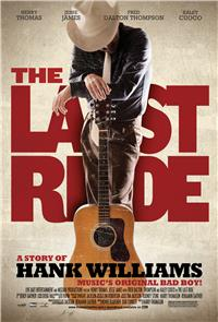 The Last Ride (2012) 1080p Poster