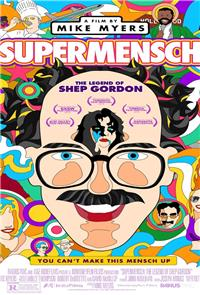Supermensch: The Legend of Shep Gordon (2014) 1080p Poster