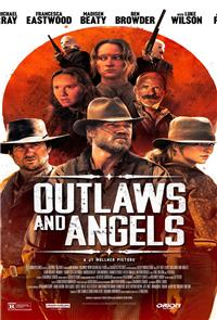Outlaws and Angels (2016) 1080p Poster
