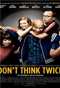 Don't Think Twice (2016) 1080p Poster