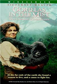 Gorillas in the Mist: The Story of Dian Fossey (1988) Poster