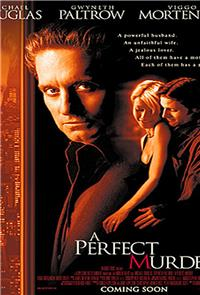 A Perfect Murder (1998) Poster