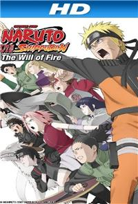 Naruto Shippuden the Movie: Inheritors of the Will of Fire (2009) Poster