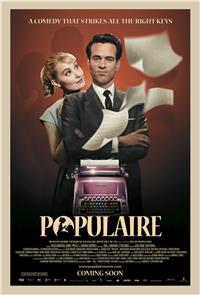 Populaire (2013) Poster