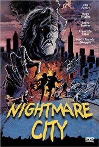Nightmare City (1980) Poster