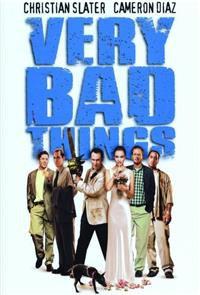 Very Bad Things (1998) 1080p Poster