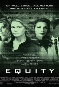 Equity (2016) 1080p Poster
