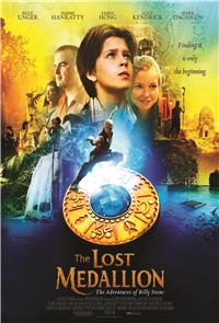 The Lost Medallion: The Adventures of Billy Stone (2013) 1080p Poster