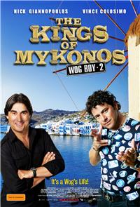 The Kings of Mykonos (2010) 1080p Poster