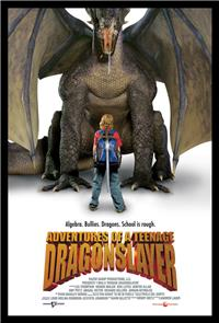 Adventures of a Teenage Dragonslayer (2010) 1080p Poster