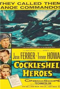 The Cockleshell Heroes (1955) Poster