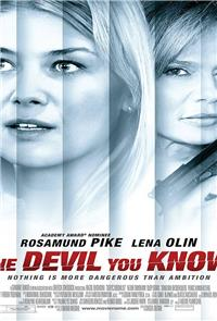 Devil You Know (2013) 1080p Poster