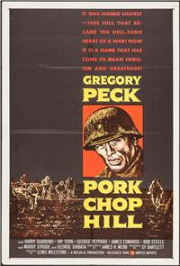 Pork Chop Hill (1959) Poster