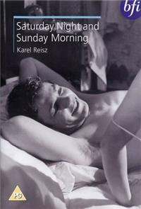 Saturday Night and Sunday Morning (1960) Poster