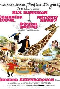 Doctor Dolittle (1967) Poster